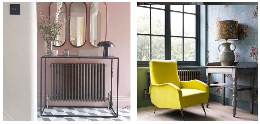designer radiators inspiration