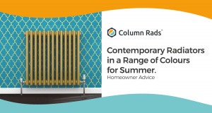 ContemporaryColoured Radiatorsfor Summer