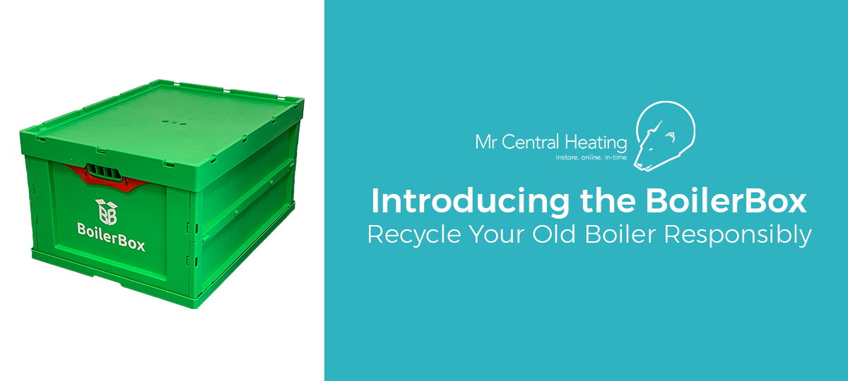 Recycle Your Old Boiler Responsibly - Introducing the BoilerBox