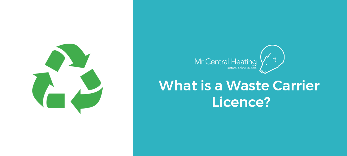 What is a Waste Carrier Licence?