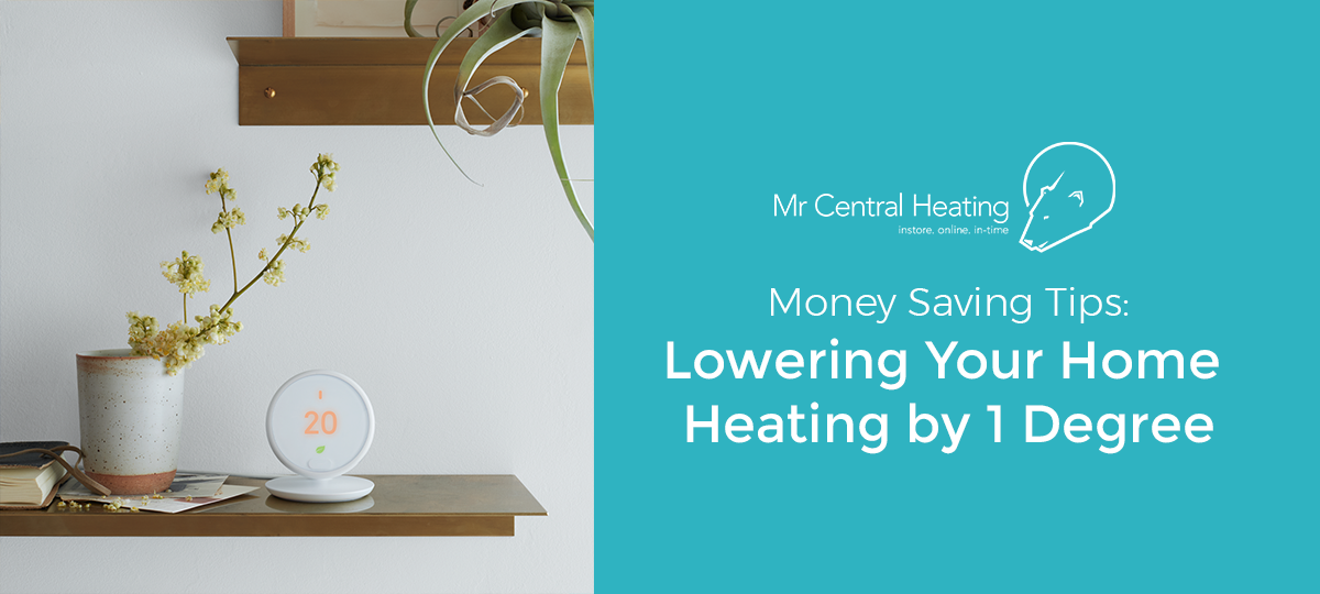 Lowering Your Home Heating by 1 Degree