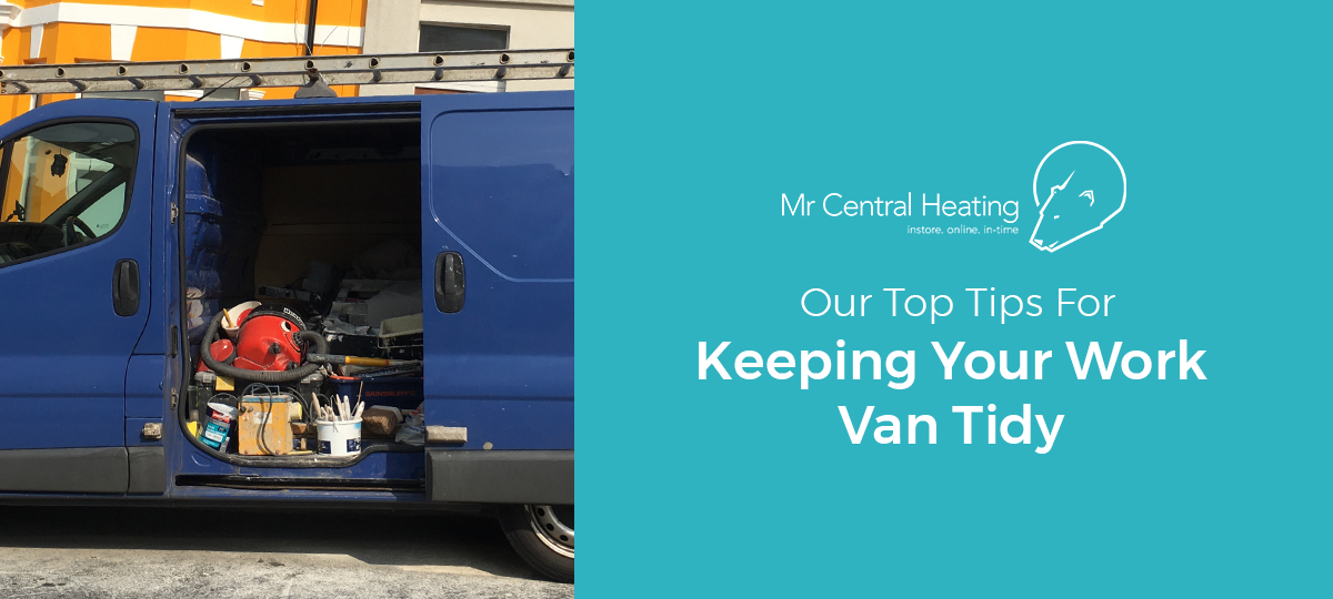 Keeping Your Work Van Tidy