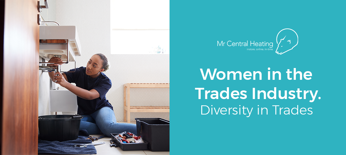 Women in the Trades Industry
