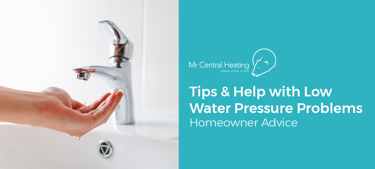 Tips & Help withLowWater PressureProblems