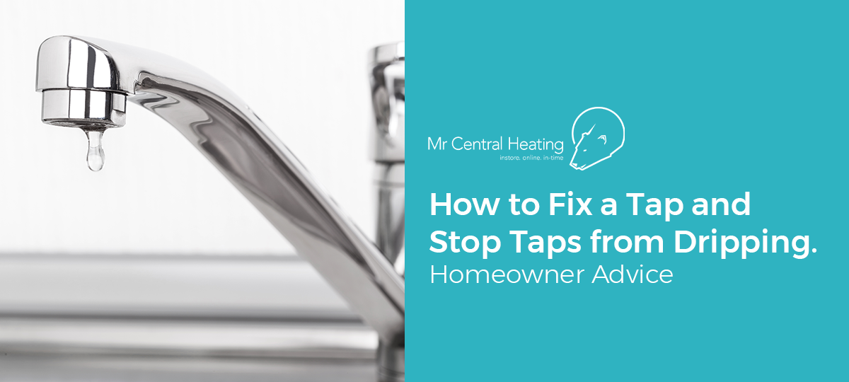 How to Fix a Tap and Stop Taps from Dripping