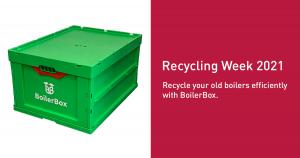 Recycling Week2021 at APP